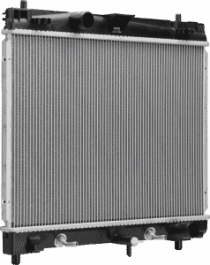 Natrad Radiator Plastic/Aluminium