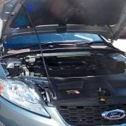 radiator-in-car