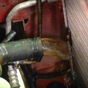 flush radiator