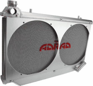 Natrad Radiator Performance Alloy