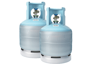Natrad air conditioner Refrigerant Gas