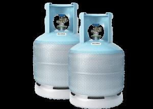 Natrad air conditioner Refrigerant Gas