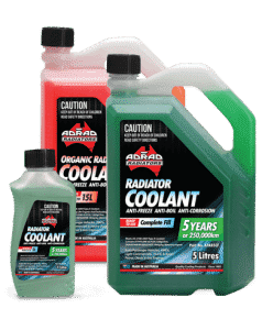 Natrad Coolants & Fluids Antifreeze & Antiboil Coolants