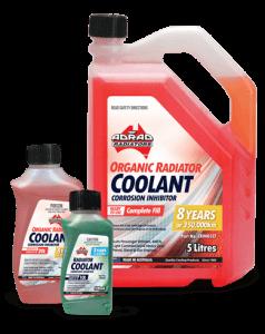 Natrad Coolants & Fluids Corrosion inhibitors