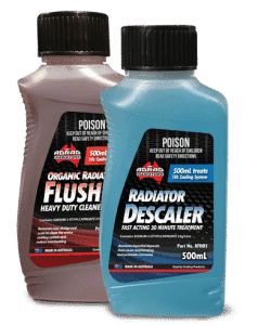 Natrad Coolants & Fluids Flush & Descaler