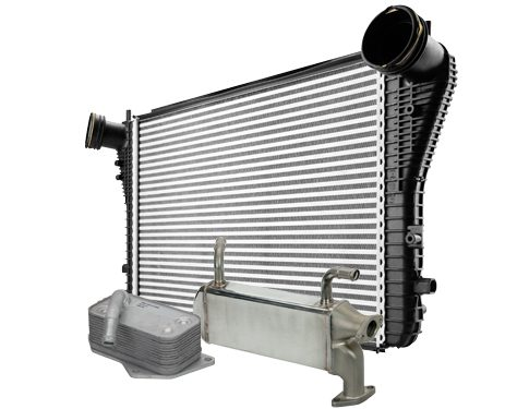 Natrad EGR Coolers & Intercoolers