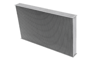 High Performance Alloy Radiator Core