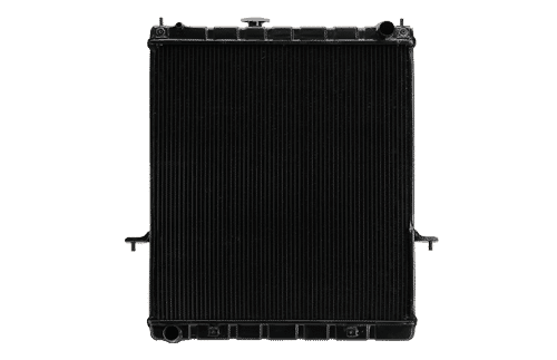 copper radiator NIS9057CMD model