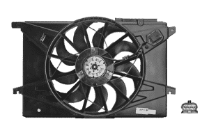 Radiator fan FD055PACAF model