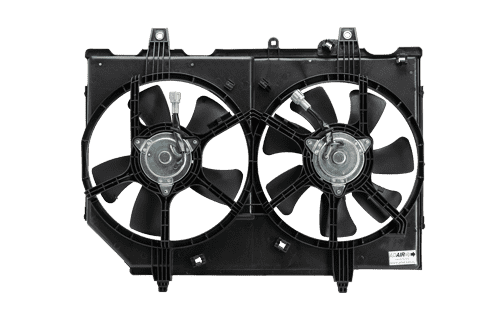 Radiator fan NIS046PACAF model