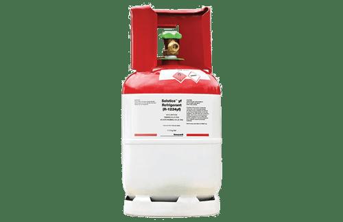refrigerant gas R1234YF-4.5KG