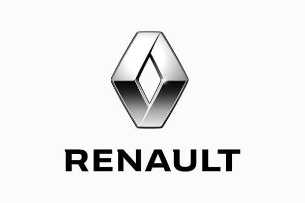 renault radiator logo