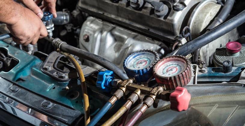 car air conditioner repair service